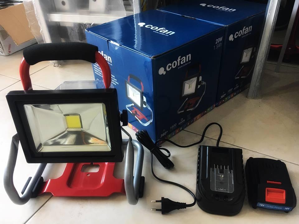 Projetor LED portatil